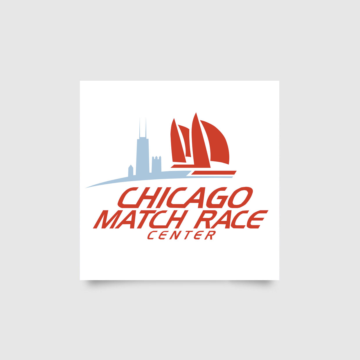 Chicago Match Race Center Brand Style Guide