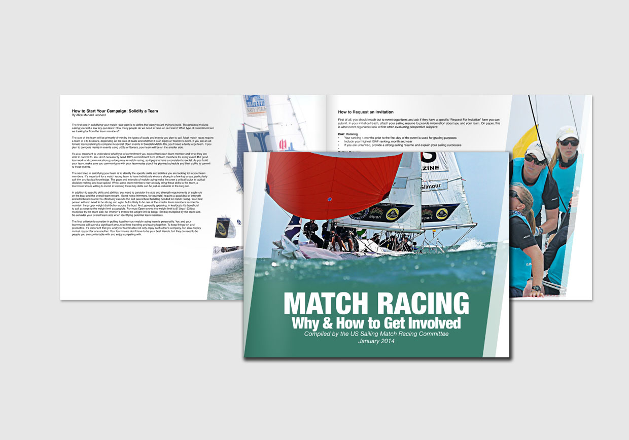Match Racing - Why & How to get involved.