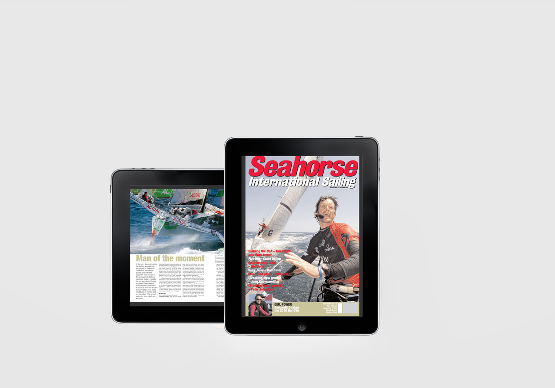 Seahorse Magazine app