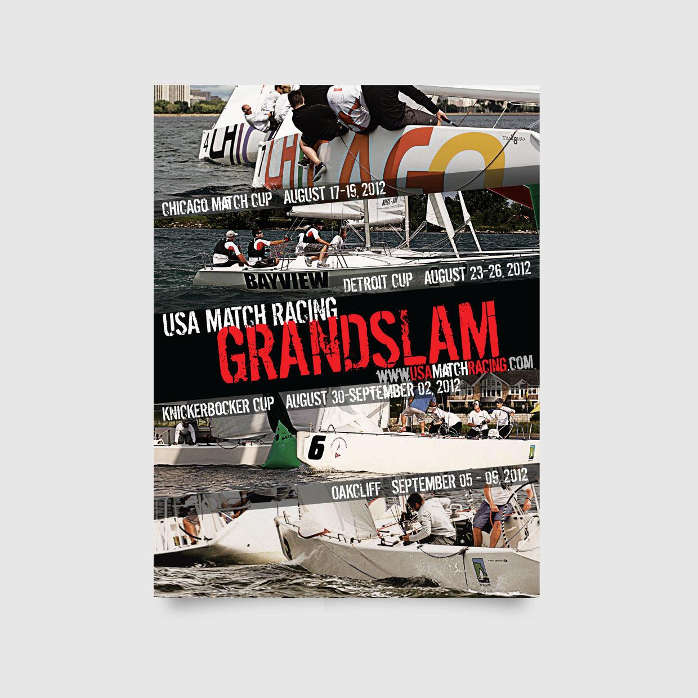 US Grandslam Match Racing Poster